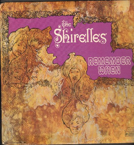 Shirelles - Remember When: Church Bells May Ring, Runaway, Soldier Boy, Foolish Little Girl (2 vinyl STEREO LP records, gate-fold cover) - EX8/VG7 - LP Records