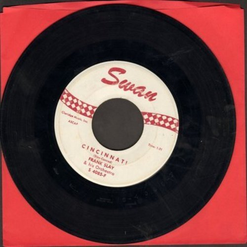 Slay, Frank & His Orchestra - Cincinnati/Flying Circle - EX8/ - 45 rpm Records
