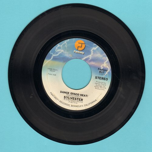 Sylvester - Dance (Disco Heat)/Was It Something That I Said - NM9/ - 45 rpm Records
