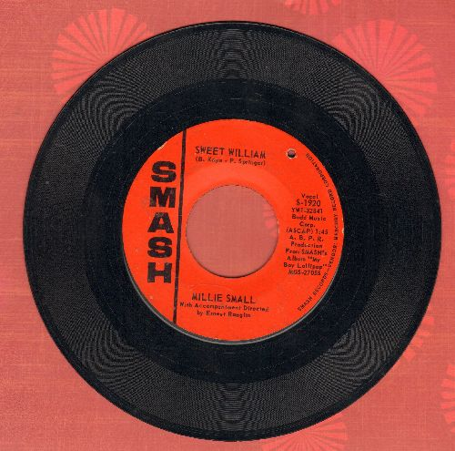 Small, Millie - Sweet William/What Am I Living For (bb) - VG7/ - 45 rpm Records