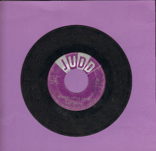 Smith, Ray - Rockin' Little Angel (Won't You Come Out Tonight)/That's All Right - VG6/ - 45 rpm Records