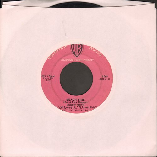Smith, Roger - Beach Time/Cuddle Up A Little Closer - VG6/ - 45 rpm Records