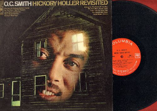 Smith, O. C. - Hickory Holler Revisited: Little Green Apples, Honey (I Miss You), By The Time I Get To Phoenix, Sitting On The Dock Of The Bay (Vinyl STEREO LP record) - NM9/EX8 - LP Records