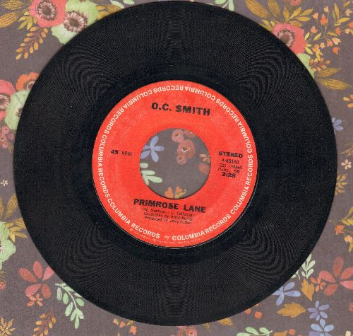 Smith, O. C. - Primrose Lane/Melodee  - EX8/ - 45 rpm Records