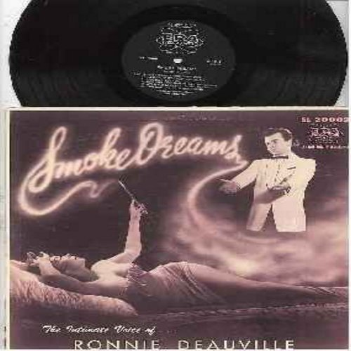 Deauville, Ronnie - Smoke Dreams: So In Love, Wonderful One, Love Is Here To Stay, I Had The Craziest Dream, Say It Isn't So (vinyl MONO LP rercord) - VG6/VG7 - LP Records