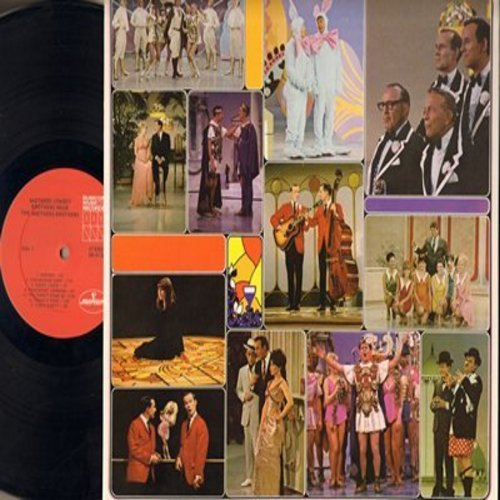 Smothers Brothers - Smothers Brothers Comedy Hour: Caught In The Draft, The Impossible Dream, Smart Juice, Controversial Material (Vinyl STEREO LP record, gate-fold cover) - NM9/EX8 - LP Records
