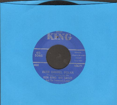 Reno, Don, Red Smiley  - Beer Barrel Polka/I Know You're Married  - VG7/ - 45 rpm Records
