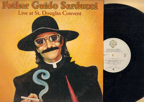 Sarducci, (Father) Guido - Father Guido Sarducci - Live At St. Douglas Convent (vinyl LP record) - NM9/EX8 - LP Records