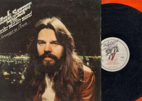 Seger, Bob & The Silver Bullet Band - Stranger In Town: Still The Same, We've Got The Night, Till It Shines (vinyl LP record) - VG7/EX8 - LP Records