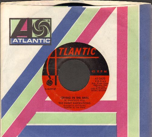 Sands, Tommy - I'll Be Seing You/That's The Way I Am (with juke box label) - EX8/ - 45 rpm Records