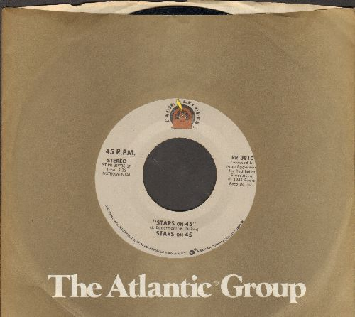 Stars On 45 - Stars On 45/Medley (MINT condition with company sleeve) - M10/ - 45 rpm Records