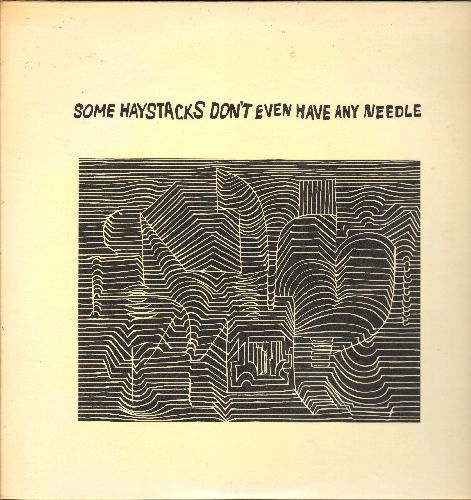 Scott, Foresman & Company - Some Haystacks Don't Even Have A Needle -Collection of 51 Poems read by Celebrities, 2 vinyl LP record set, gate-fold cover. - NM9/NM9 - LP Records