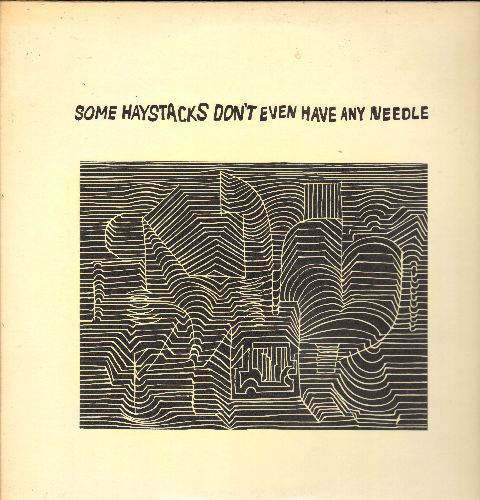 Various Artists - Some Haystacks Don't Even Have A Needle (and other complete modern poems) - 2 vinly LP records, gate-fold cover. - NM9/NM9 - LP Records