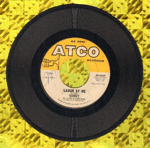 Sonny - Laugh At Me/Tony  - EX8/ - 45 rpm Records