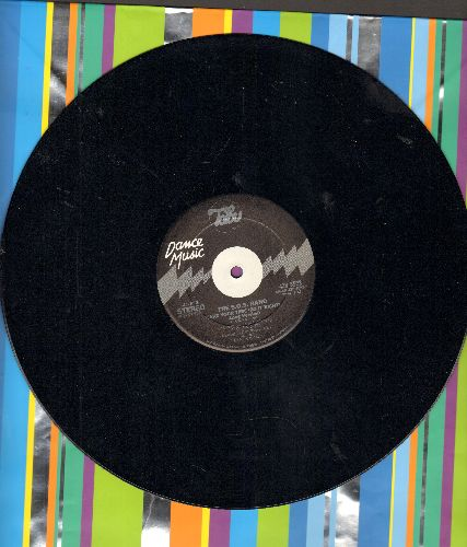 S.O.S. Band - Take Your Time (Do It Right) (7:47 minutes Long Version)/(4:10 minutes Short Version) (12 inch vinyl Maxi Single) - EX8/ - Maxi Singles
