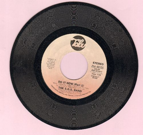 S.O.S. Band - Do It Now (Parts 1 + 2) - NM9/ - 45 rpm Records