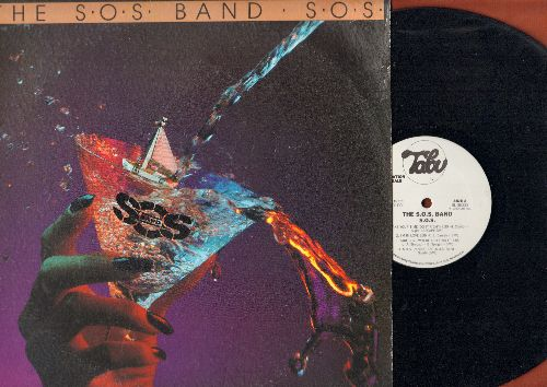 S.O.S. Band - S.O.S.: Take Your Time (Do It Right) (7:30 Extended Disco Version), S.O.O.Dit Dit Dit Dat Dat Dat Dit Dit Dit) (5:43), Open Letter (vinyl STEREO LP record, DJ advance pressing) - NM9/EX8 - LP Records