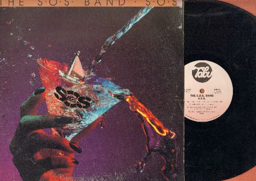 S.O.S. Band - S.O.S.: Take Your Time (Do It Right) (7:30 Extended Disco Version), S.O.O.Dit Dit Dit Dat Dat Dat Dit Dit Dit) (5:43), Open Letter (vinyl STEREO LP record) - EX8/VG7 - LP Records