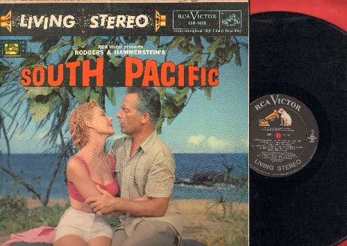 South Pacific - South Pacific - Original Motion Picture Sound Track (Vinyl LP record, Living Stereo) - NM9/VG7 - LP Records