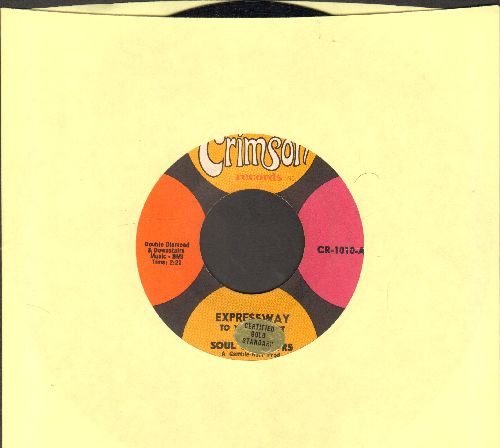Soul Survivors - Expressway To Your Heart/Hey Gyp - EX8/ - 45 rpm Records
