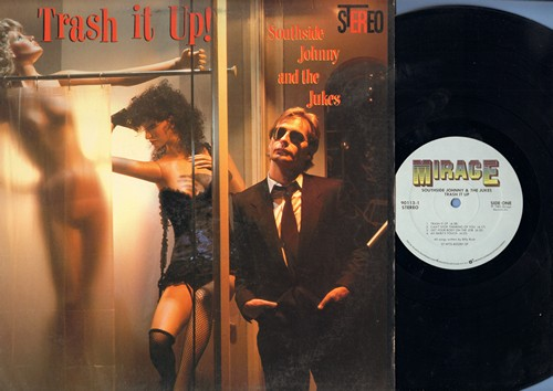 Southside Johnny & The Jukes - Trash It Up!: My Baby's Touch, The Beast Within, Ms. Park Avenue, Bedtime (Vinyl STEREO LP record) - NM9/EX8 - LP Records