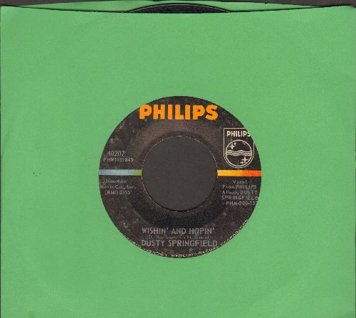 Springfield, Dusty - Wishin' And Hopin'/Do Re Mi - EX8/ - 45 rpm Records