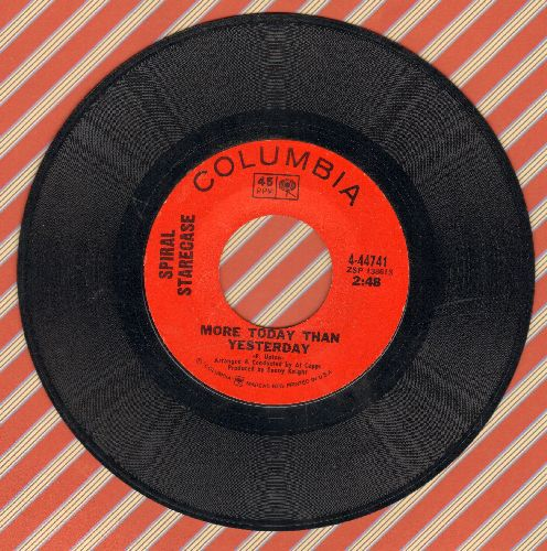 Spiral Starecase - More Today Than Yesterday/Broken-Hearted Man - EX8/ - 45 rpm Records