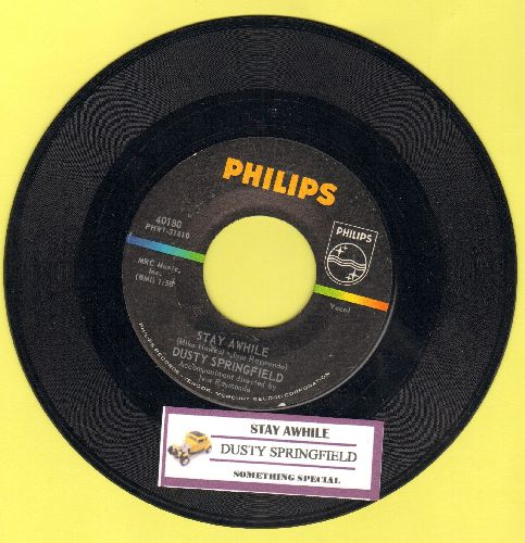 Springfield, Dusty - Stay Awhile/Something Special (with juke box label) - NM9/ - 45 rpm Records
