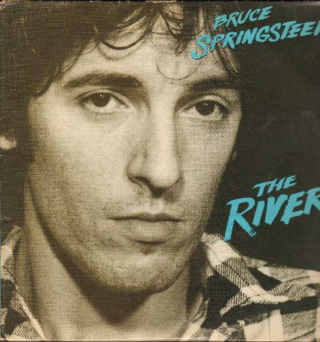 Springsteen, Bruce - The River: Hungry Heart, Fade Away, Independence Day, I Wanna Marry You (2 vinyl STEREO record set) - EX8/EX8 - LP Records