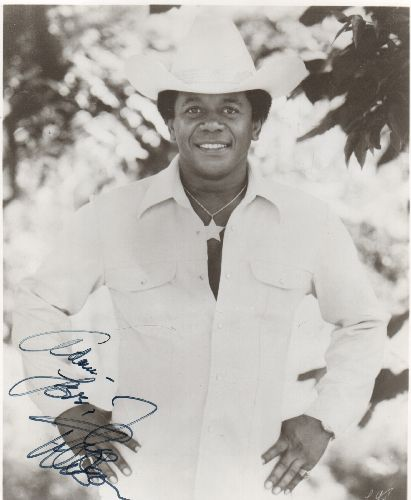 Wilson, Flip - Personalized 8 X 10 Head-Shot Autograph by Legendary Comic Flip Wilson: Adam, Best, Flip Wilson. - NM9/ - Autograph