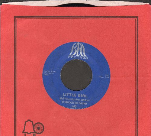 Syndicate Of Sound - Little Girl/You (with Bell company sleeve) - EX8/ - 45 rpm Records