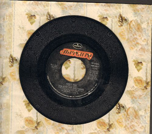 Statler Brothers - Only You/We Got The Mem'ries - EX8/ - 45 rpm Records