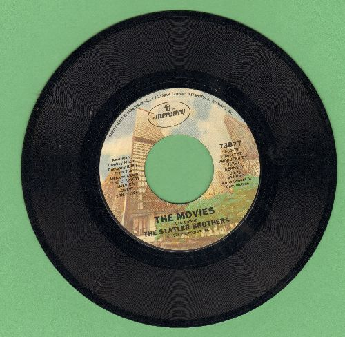Staler Brothers - The Movies/You Could Be Coming To Me - NM9/ - 45 rpm Records