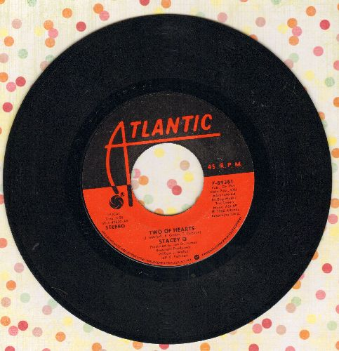 Q, Stacey - Two Of Hearts/Dancing Nowhere - EX8/ - 45 rpm Records