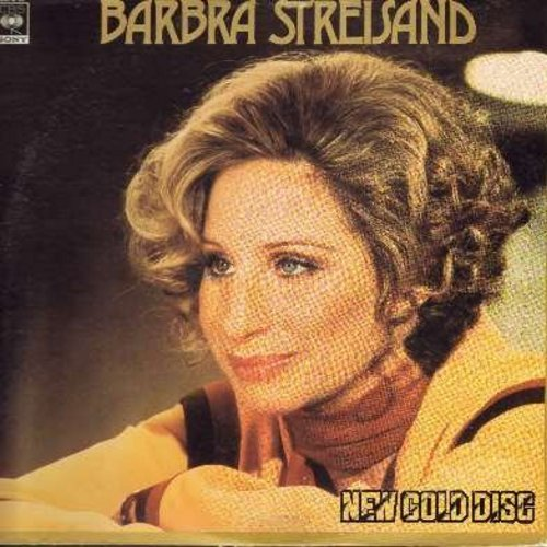 Streisand, Barbra - New Gold Disc: The Way We Were, People, Cry Me A River, My Funny Valentine, Autumn Leaves (Vinyl STEREO LP record) - NM9/EX8 - LP Records