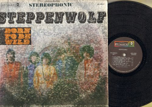 Steppenwolf - Steppenwolf: Born To Be Wild, Sookie Sookie, Hootchie Kootchie Man, Desperation, The Pusher (Vinyl STEREO LP record) - VG7/VG6 - LP Records
