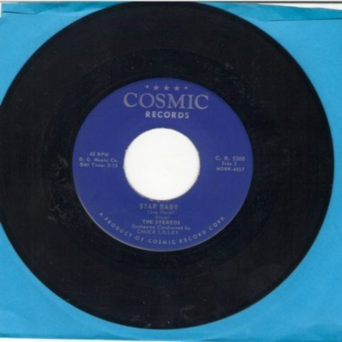 Stereos - Star Baby/The Badman - NM9/ - 45 rpm Records