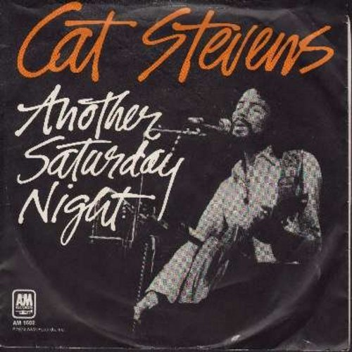 Stevens, Cat - Another Saturday Night/Home In The Sky (with picture sleeve) - M10/EX8 - 45 rpm Records