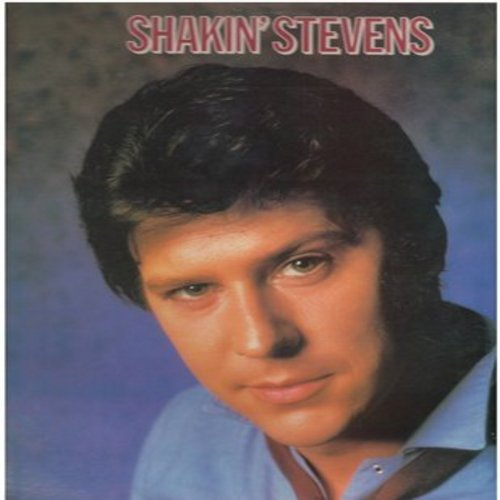 Stevens, Shakin' - Shakin' Stevens - Give Me Your Heart Tonight: Shirley, Oh Julie, Bobbity Bop, Josephine, I'll Be Satisfied (Vinyl STEREO LP record, DJ advance pressing) - NM9/EX8 - LP Records