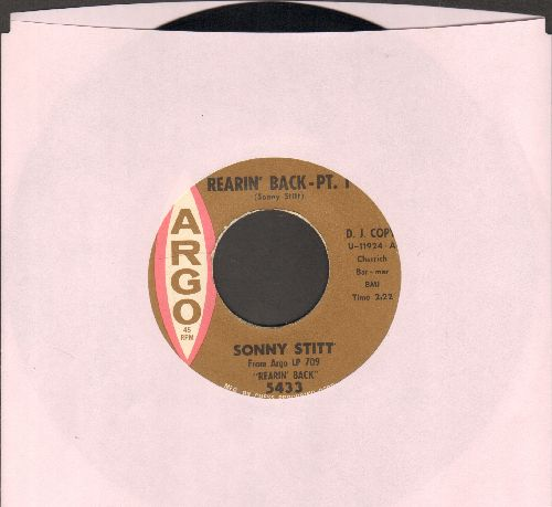 Stitt, Sonny - Rearin' Back (Parts 1 + 2) - NM9/ - 45 rpm Records