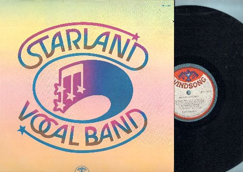 Starland Vocal Band - Starland Vocal Band: Afternoon Delight, Boulder To Birmingham, California Day, War Surplus Baby, Starting All Over Again Hail! Hail! Rock And Roll! (Vinyl STEREO LP record) - NM9/EX8 - LP Records