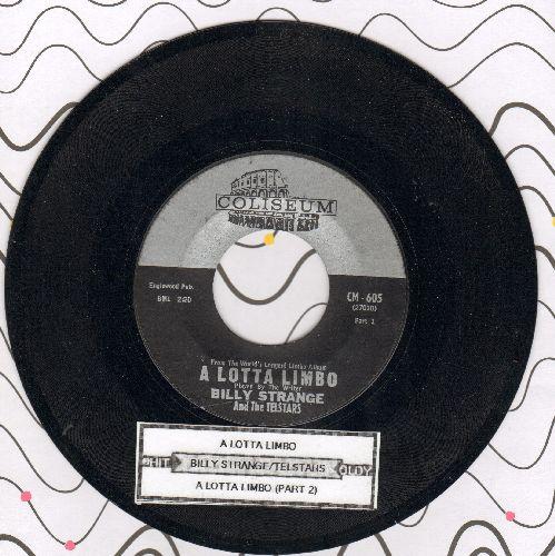 Strange, Billy & The Telstars - A Lotta Limbo (Parts 1 + 2)(with juke box label) - NM9/ - 45 rpm Records