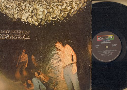 Steppenwolf - Monster: Draft Resister, Power Play, Move Over, From Here To There Eventually (Vinyl STEREO LP record, gate-fold cover) - EX8/VG7 - LP Records