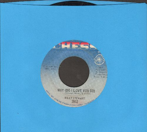 Stewart, Billy - Why (Do I Love You So)/Cross My Heart - VG7/ - 45 rpm Records