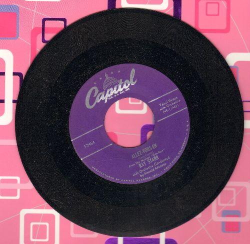 Starr, Kay - Allez-Vous-En/Half A Photograph  - NM9/ - 78 rpm