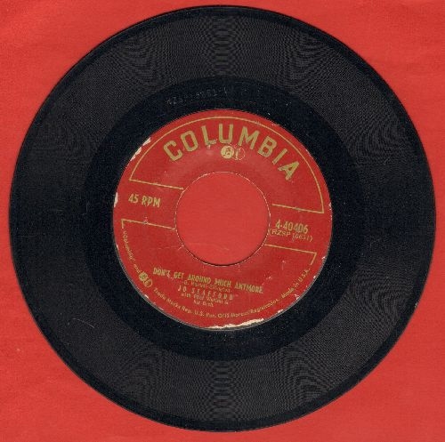 Stafford, Jo - Don't Get Around Much Anymore/Darling! Darling! Darling! - VG7/ - 45 rpm Records