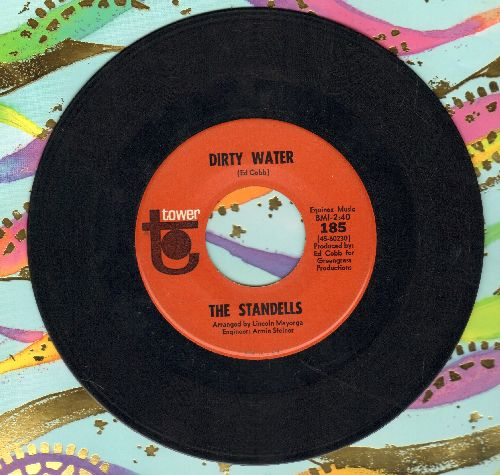 Standells - Dirty Water/Rari - EX8/ - 45 rpm Records