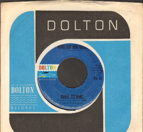 Stevens, Dodie - I Wore Out Our Record/You Don't Have To Prove A Thing To Me (with Dolton company sleeve) - EX8/ - 45 rpm Records