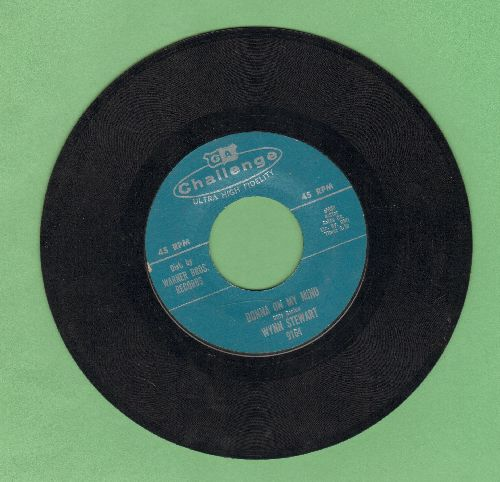 Stewart, Wynn - Donna On My Mind/Another Day, Another Dollar - EX8/ - 45 rpm Records
