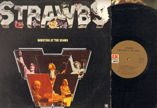 Strawbs - Bursting At The Seams: Flying, Down By The Sea, The River, Part Of The Union, Lay Down (vinyl STEREO LP record) - NM9/VG7 - LP Records